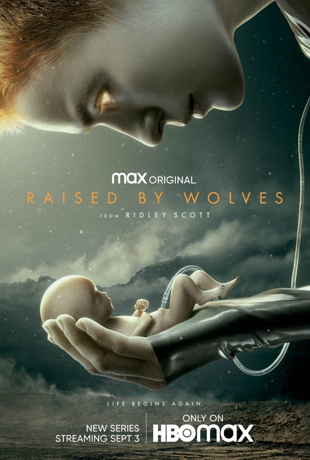 [News] HBO Max Releases Second Trailer for Ridley Scott's RAISED BY WOLVES
