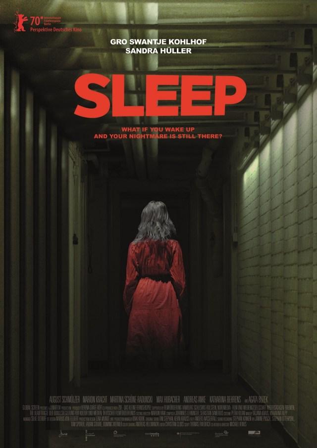 [Fantasia Digital 2020 Review] SLEEP (SCHLAF)