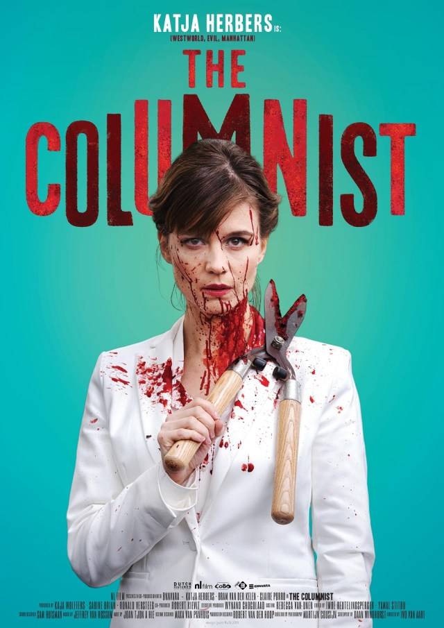 [Fantasia Digital 2020 Review] THE COLUMNIST (De Kuthoer)