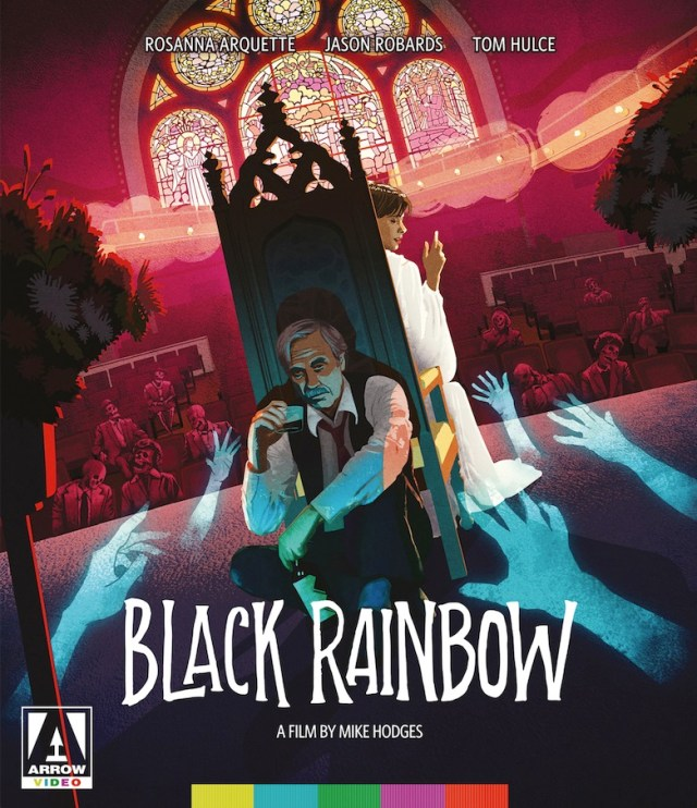 [Blu-ray/DVD Review] BLACK RAINBOW
