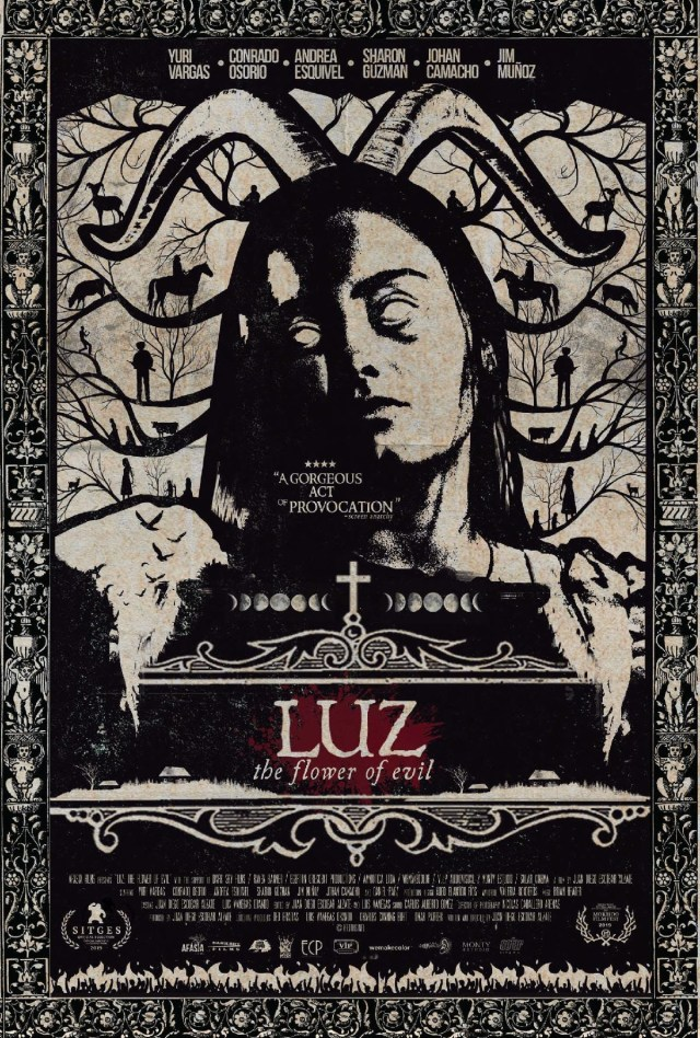 [Movie Review] LUZ: THE FLOWER OF EVIL