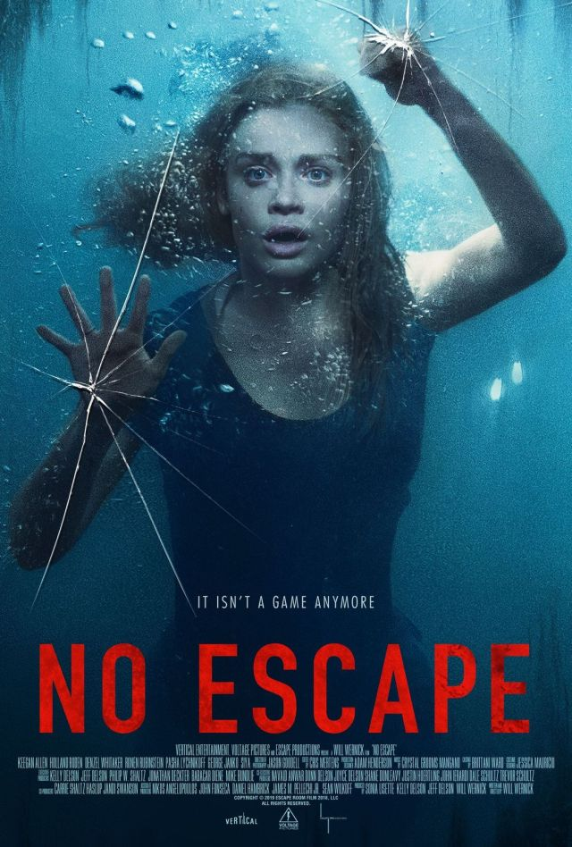[News] There is NO ESCAPE from Vertical Entertainment's Latest