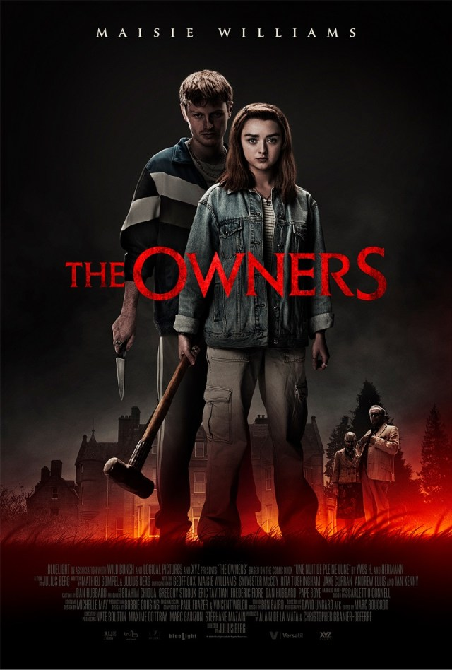 [News] THE OWNERS Want to Meet You in Brand New Trailer