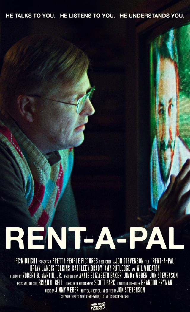 [News] IFC Midnight Unveils Trailer for Retro Tinder Nightmare RENT-A-PAL