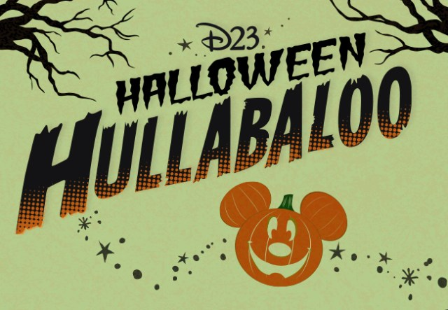 [News] D23 Halloween Hullabaloo Has Arrived To Get Our Spook On