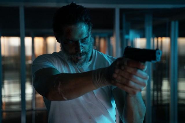 [News] RLJE Films Acquires Action Thriller ARCHENEMY