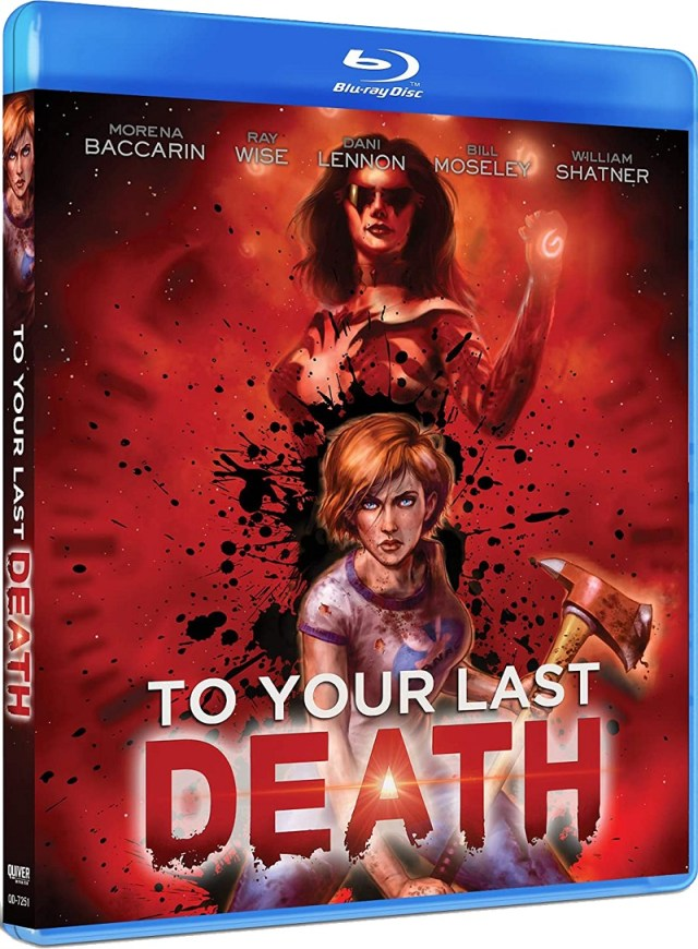[News] TO YOUR LAST DEATH Arriving on Blu-ray October 6