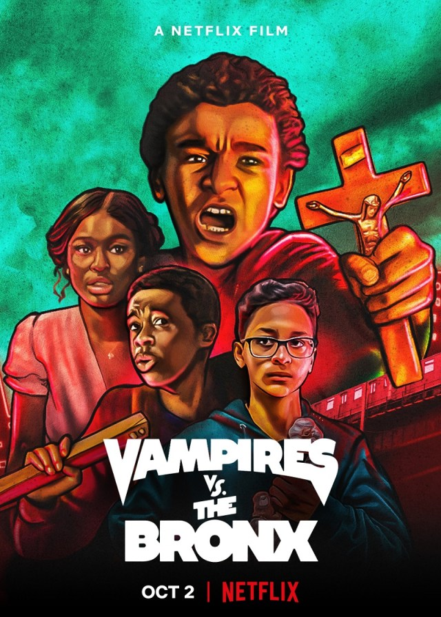 [Interview] Actor Gregory Diaz IV for VAMPIRES VS. THE BRONX