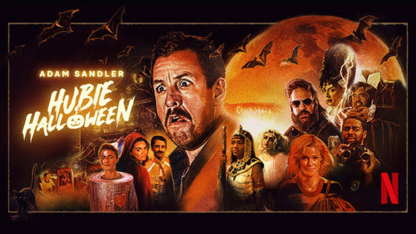 News Hubie Halloween Is Now Playing On Netflix