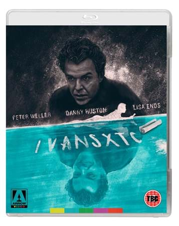 [Blu-ray/DVD Review] IVANS XTC