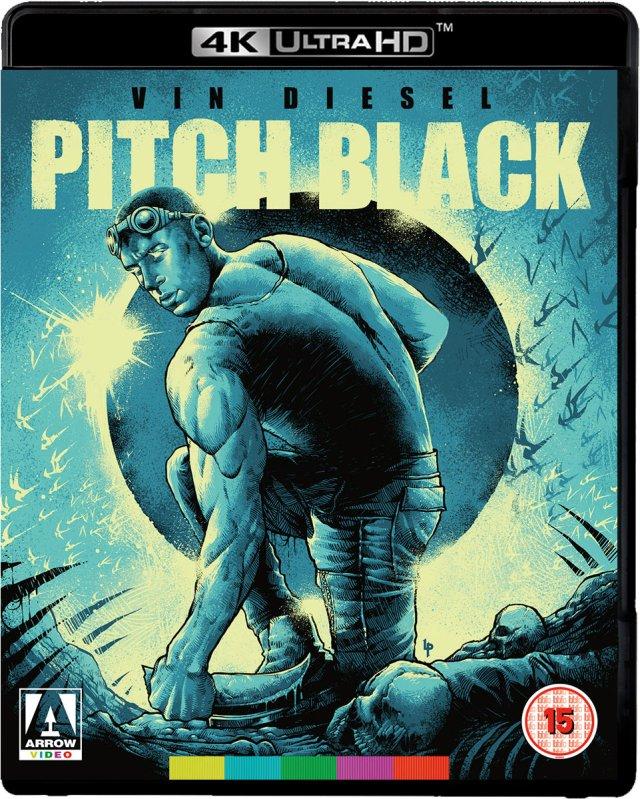 [Blu-ray/DVD Review] PITCH BLACK