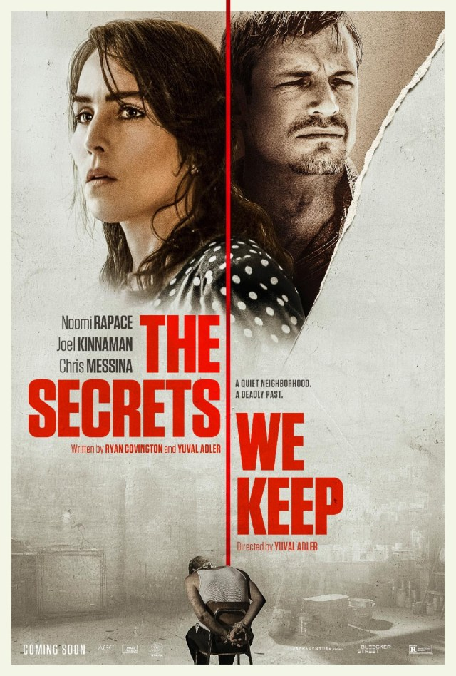 [Movie Review] THE SECRETS WE KEEP