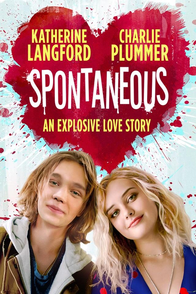 [Movie Review] SPONTANEOUS