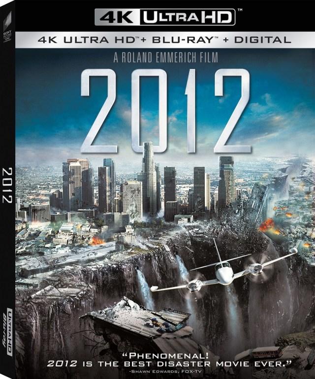 [News] 2012 Arriving on 4K Ultra HD on January 19