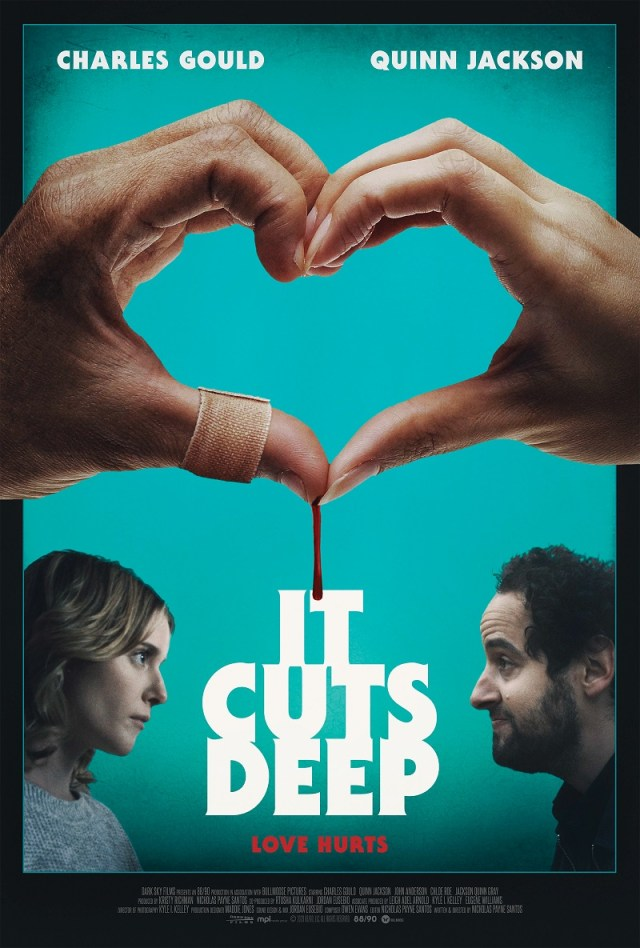 [News] IT CUTS DEEP Coming to Theaters & Digital November 13