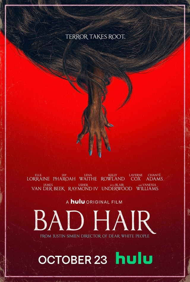 [Movie Review] BAD HAIR