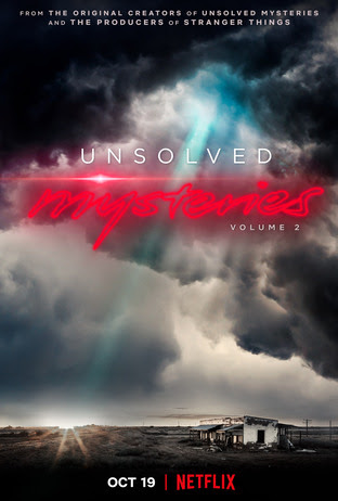 [News] The UNSOLVED MYSTERIES VOLUME 2 Trailer is Here!