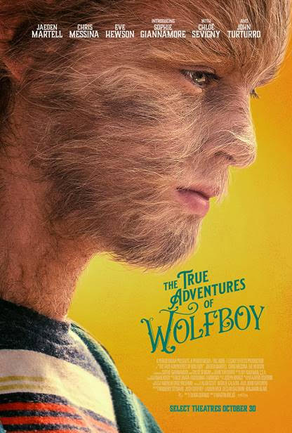 [Movie Review] THE TRUE ADVENTURES OF WOLFBOY