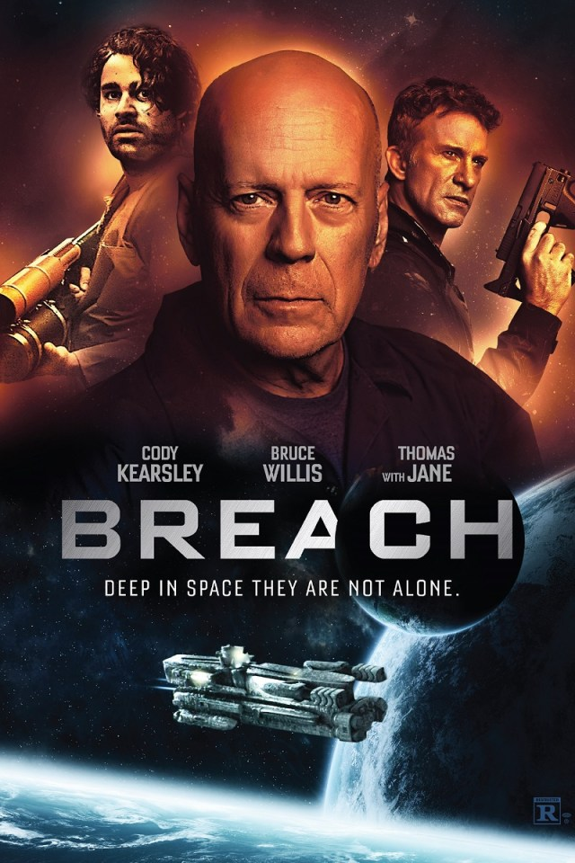 [News] Bruce Willis is Prepared to BREACH This Holiday Season