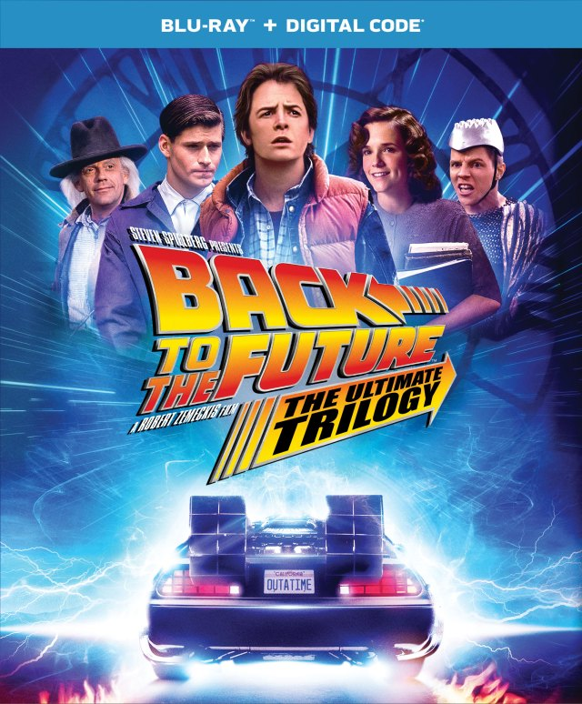 [Blu-ray/DVD Review] BACK TO THE FUTURE: THE ULTIMATE TRILOGY