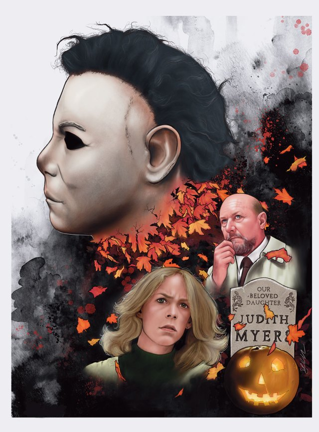 [News] John Carpenter's Halloween: Artbook Brings Fans New Visions of Classic Horror