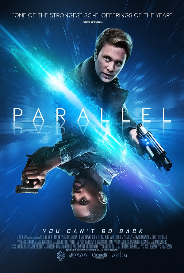 [News] Vertical Entertainment Unveils Trailer for Sci-Fi Thriller PARALLEL