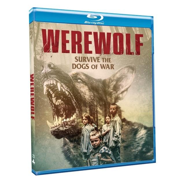 [News] Adrian Panek's WEREWOLF Arriving on Blu-ray & DVD December 1