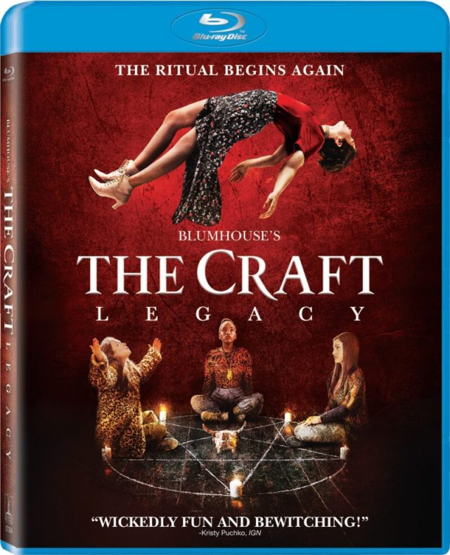 [News] THE CRAFT: LEGACY Coming to Blu-ray & DVD December 22