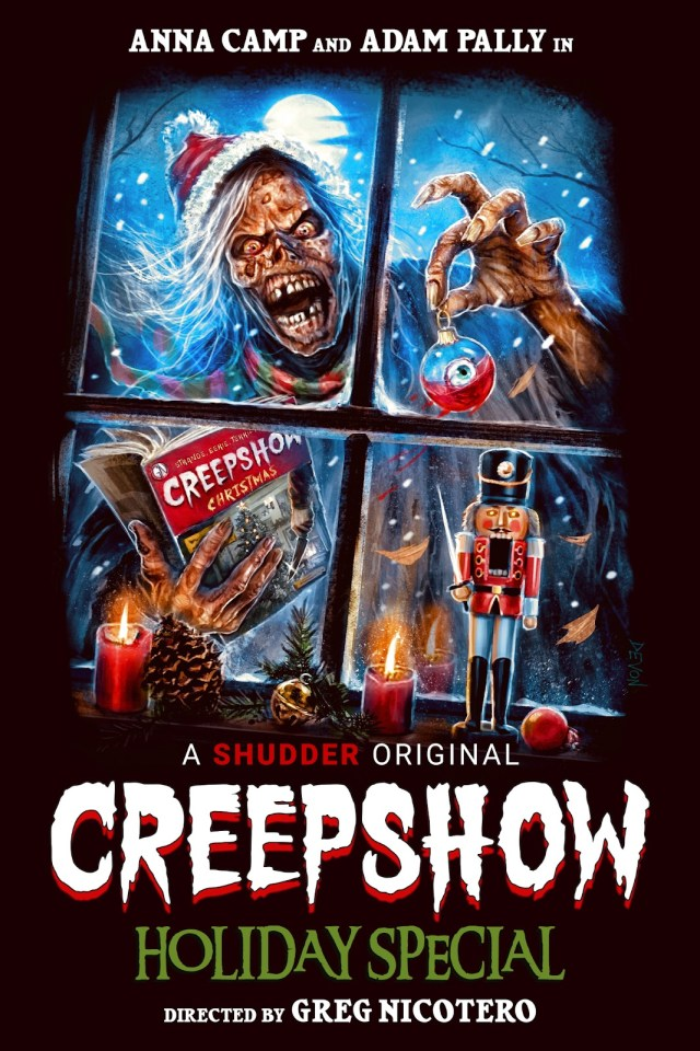 [News] Deck The Halls With A CREEPSHOW HOLIDAY SPECIAL Trailer