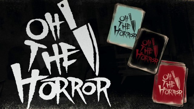 [News] OH THE HORROR! Launches on Kickstarter