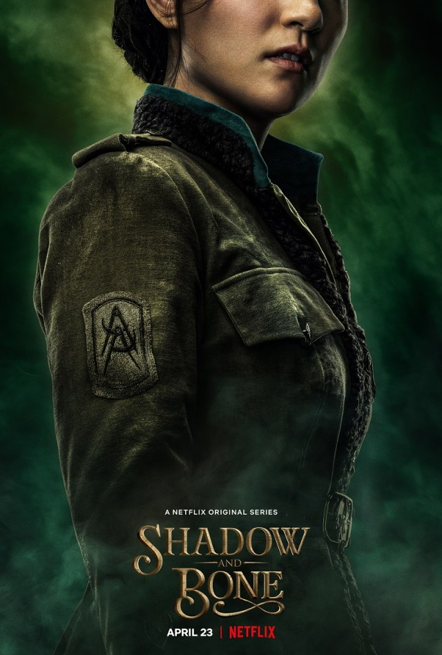 [News] SHADOW AND BONE - First Look Images Revealed