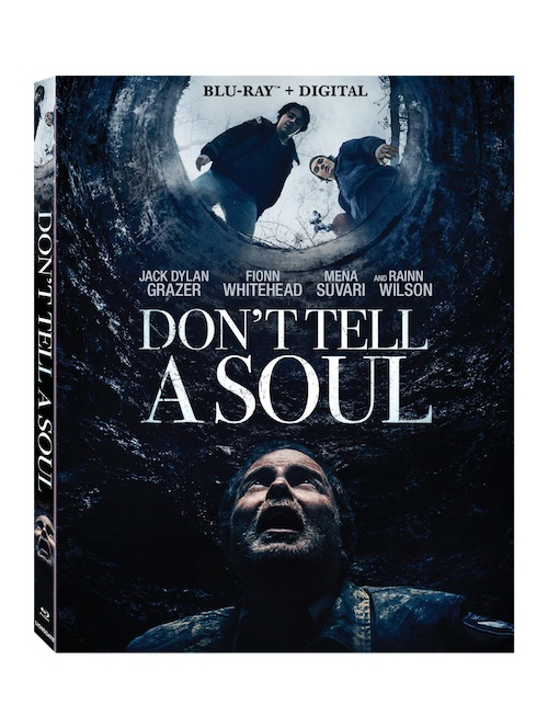 [News] DON'T TELL A SOUL Arrives on DVD & Blu-ray March 16