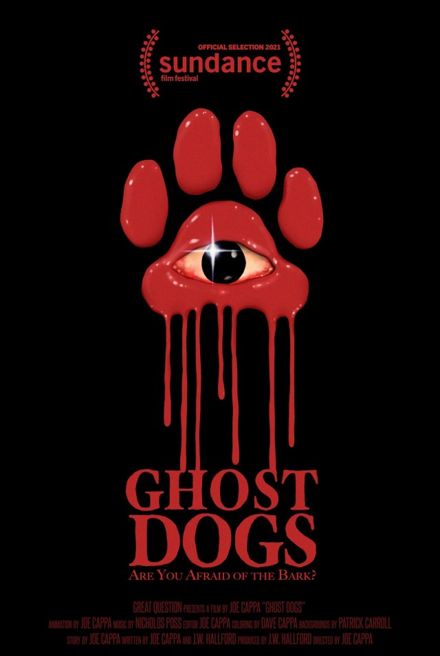 [News] GHOST DOGS - The Horror Cartoon Completed in Quarantine Comes to Sundance