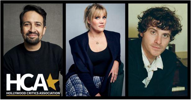 [News] Hollywood Critics Association to Honor Lin-Manuel Miranda, Emerald Fennell & Emile Mosseri