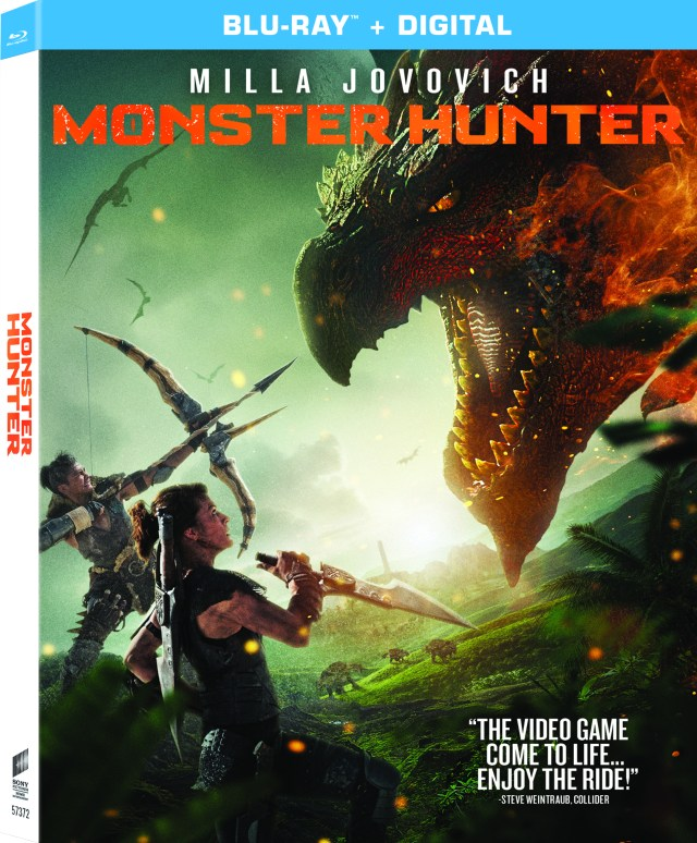 [Blu-ray/DVD Review] MONSTER HUNTER