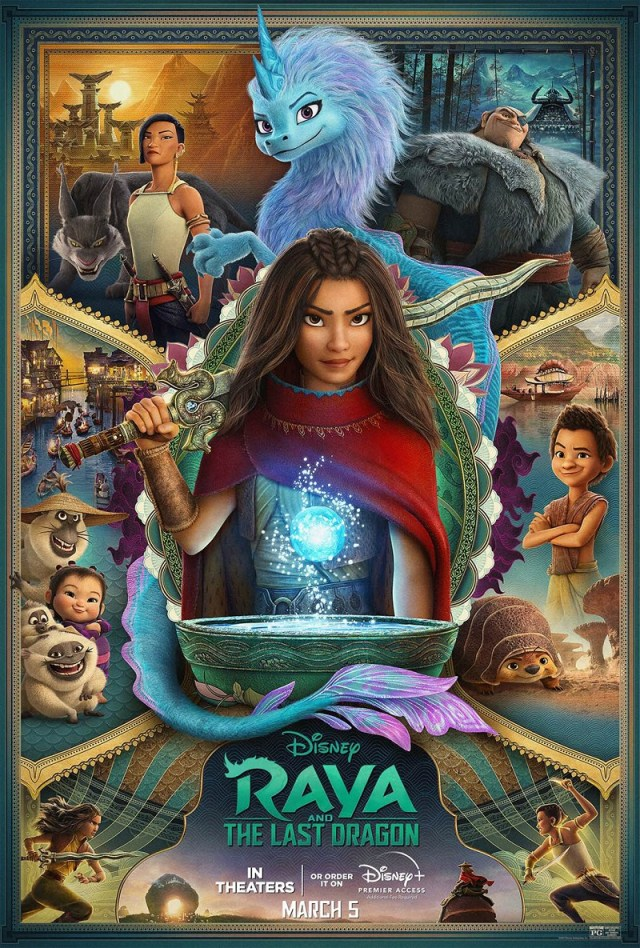 [News] RAYA AND THE LAST DRAGON - Premiere Access Pre-Order Available Now