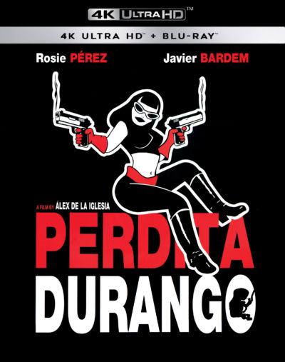 [Blu-ray/DVD Review] PERDITA DURANGO