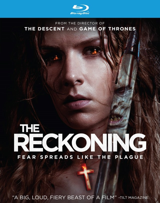 [News] THE RECKONING Arrives on Blu-ray & DVD on April 6