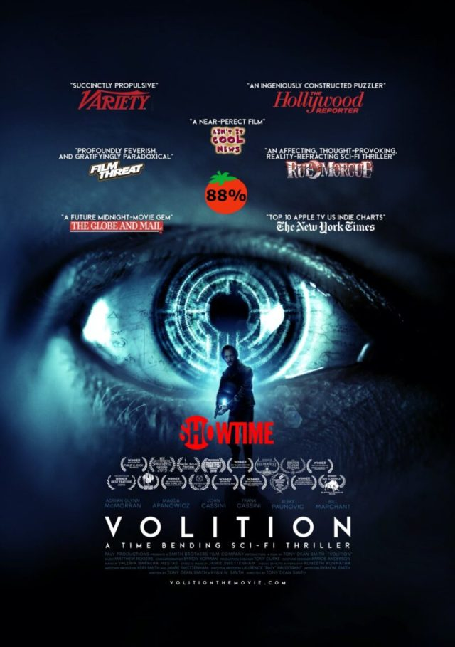 [News] Sci-Fi VOLITION Picked Up By Showtime for US Streaming