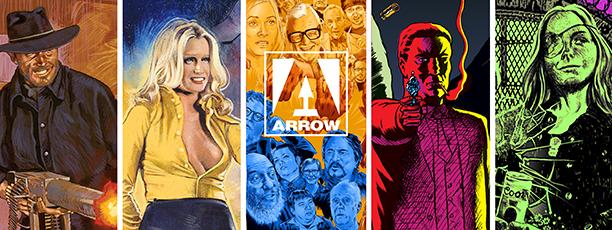 [News] ARROW Announces April Lineup With CLAPBOARD JUNGLE & More!