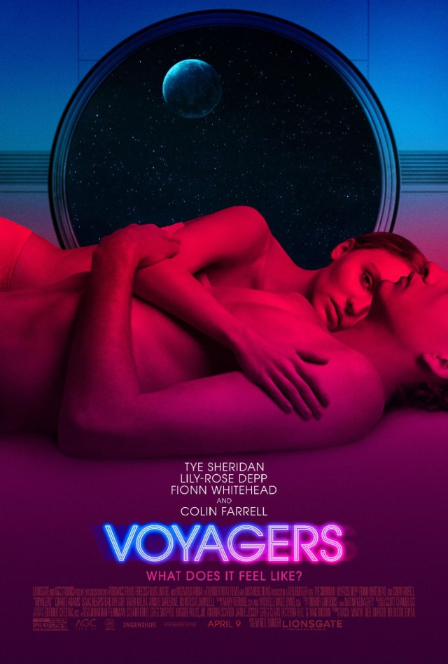 [News] VOYAGERS - Embrace The Latest Teaser From This Sci-Fi Thriller
