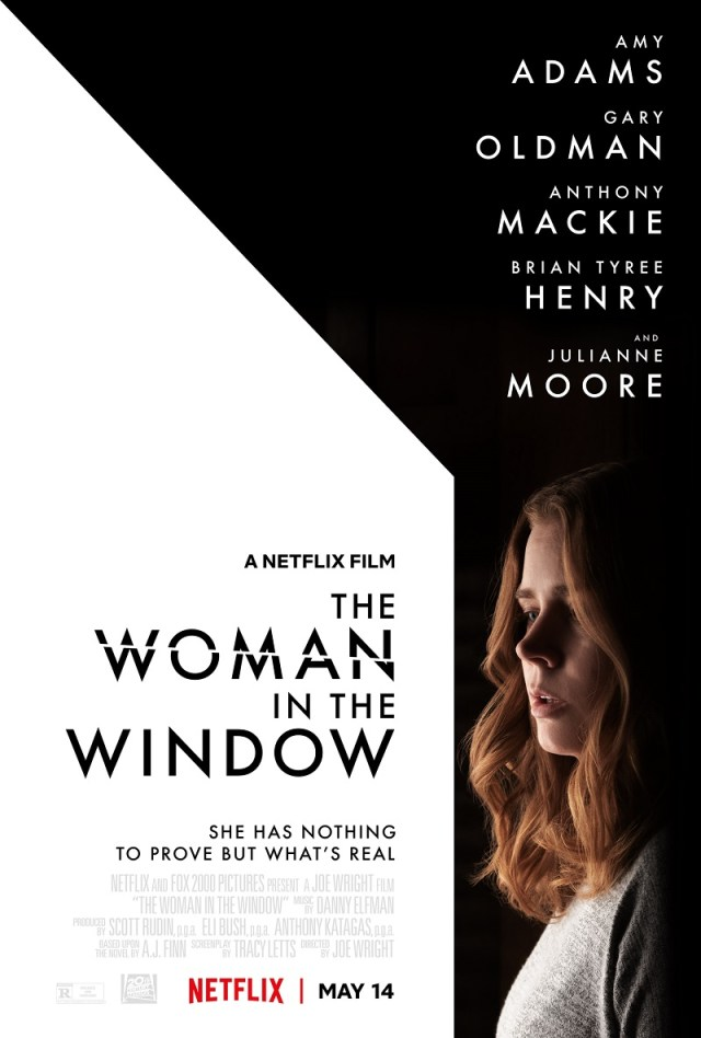 [News] THE WOMAN IN THE WINDOW Wants To Meet You in Latest Trailer