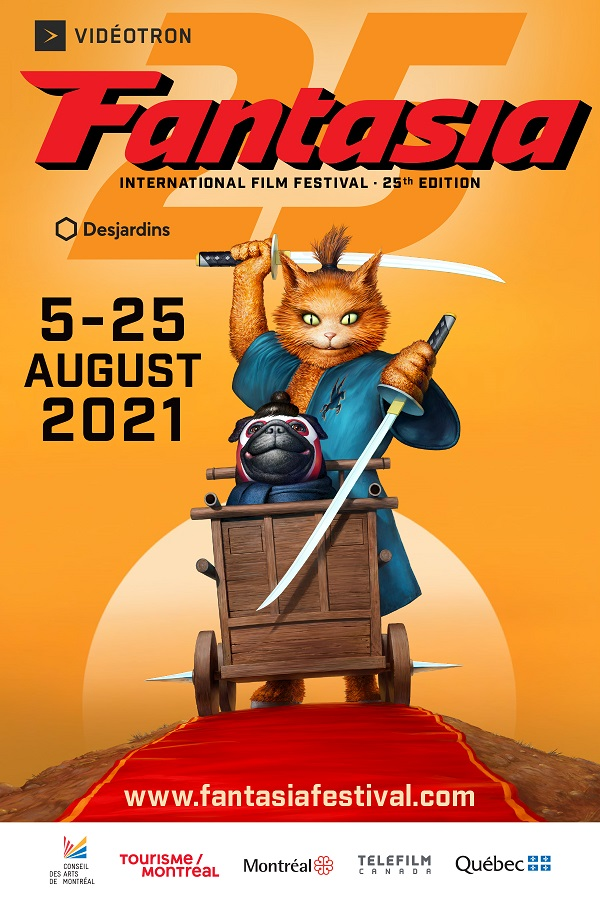 [Fantasia 2021 Review] THE SEXY SHORTS OF FANTASIA FEST 2021