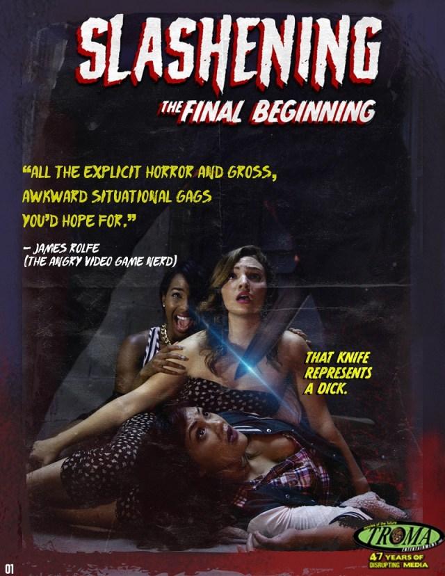 [Movie Review] SLASHENING: THE FINAL BEGINNING