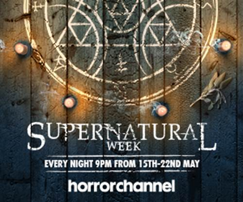 [News] Supernatural Week Arrives to Horror Channel This May