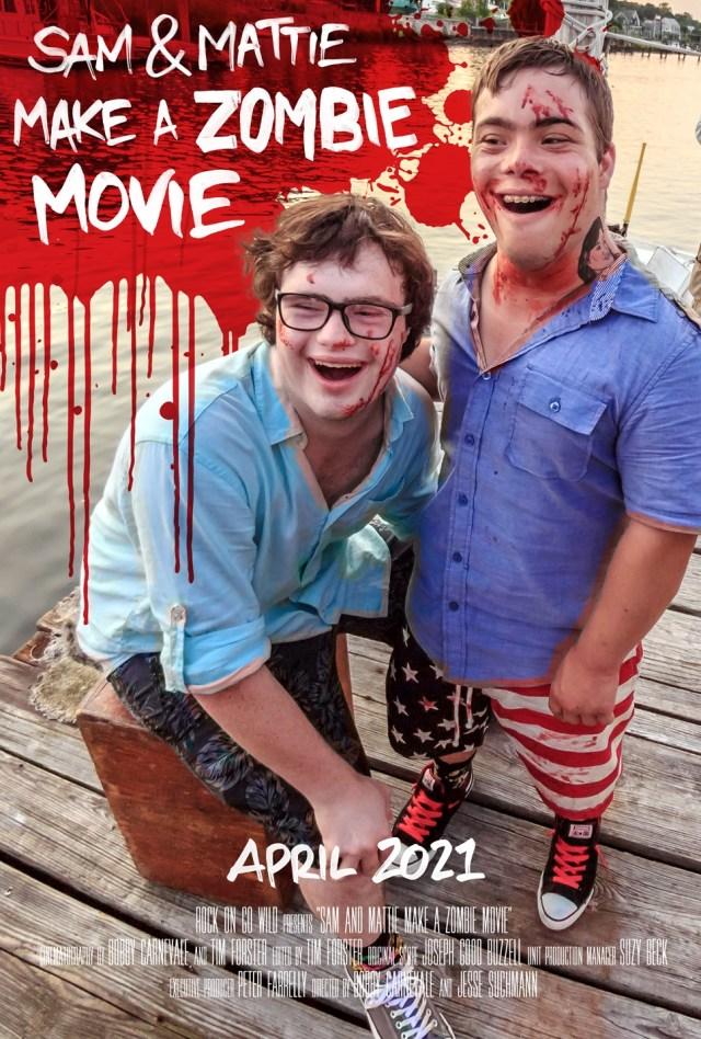 [Documentary Review] SAM & MATTIE MAKE A ZOMBIE MOVIE