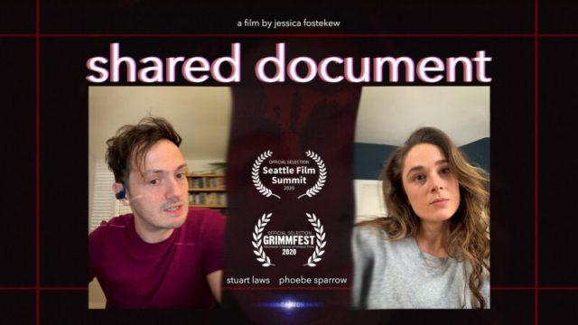 [UFF24HR Short Film Review] SHARED DOCUMENT