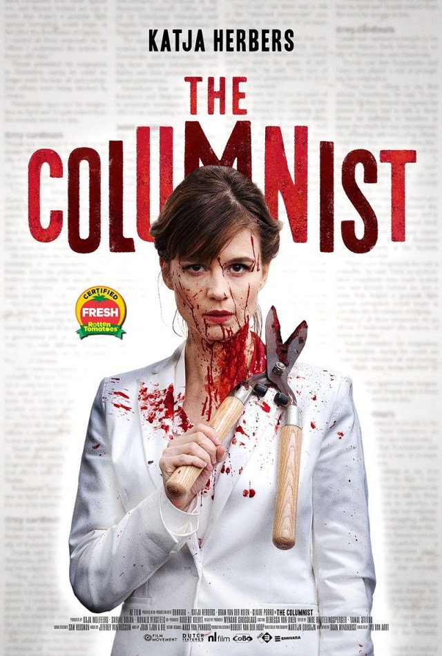 [Exclusive] Dive into the World of THE COLUMNIST in New Clip!