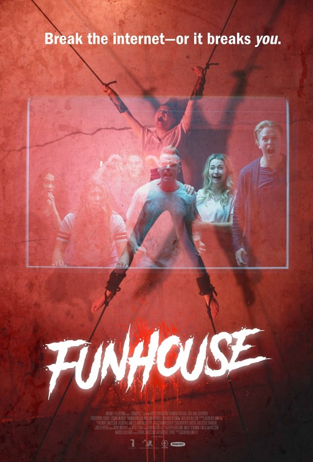 [Movie Review] FUNHOUSE