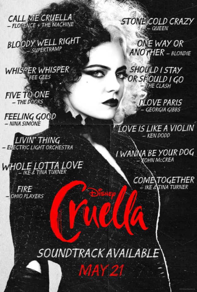 [News] Florence + The Machine Set to Perform New Song for CRUELLA